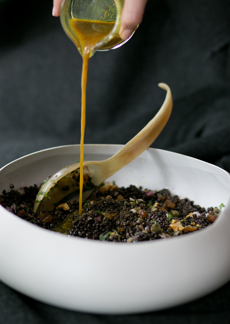 My favourite spicy lentil salad _9