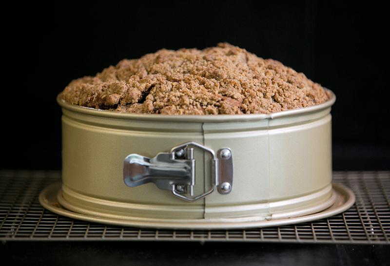 Espresso 3D Cake
