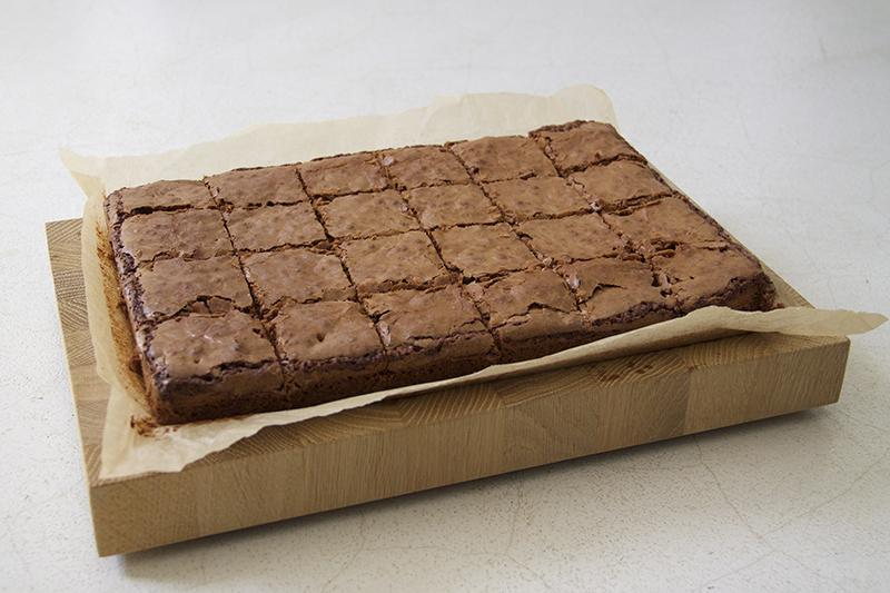 Sticky Brownies
