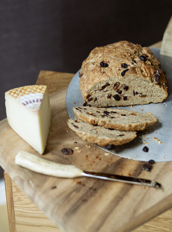 Walnut Raisin Bread
