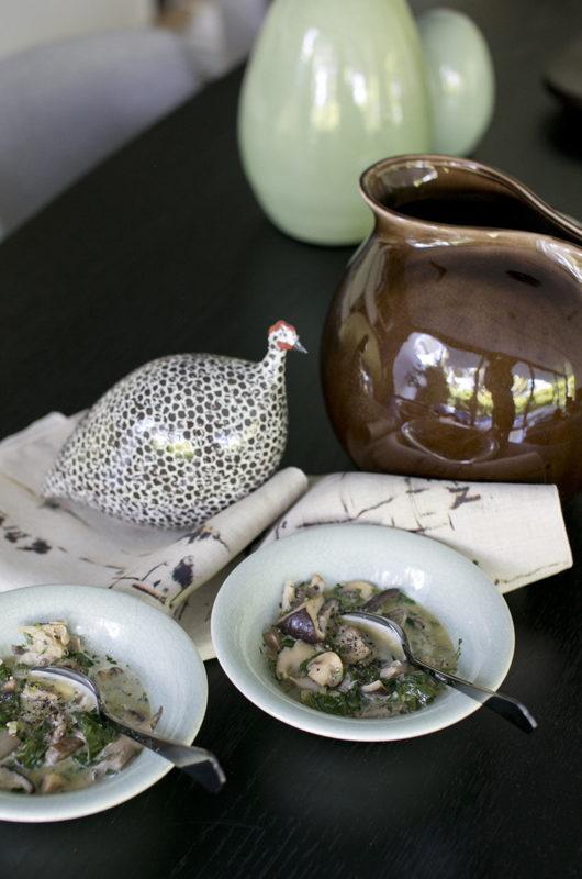 VegetarianEaster Soup - Magiritsa