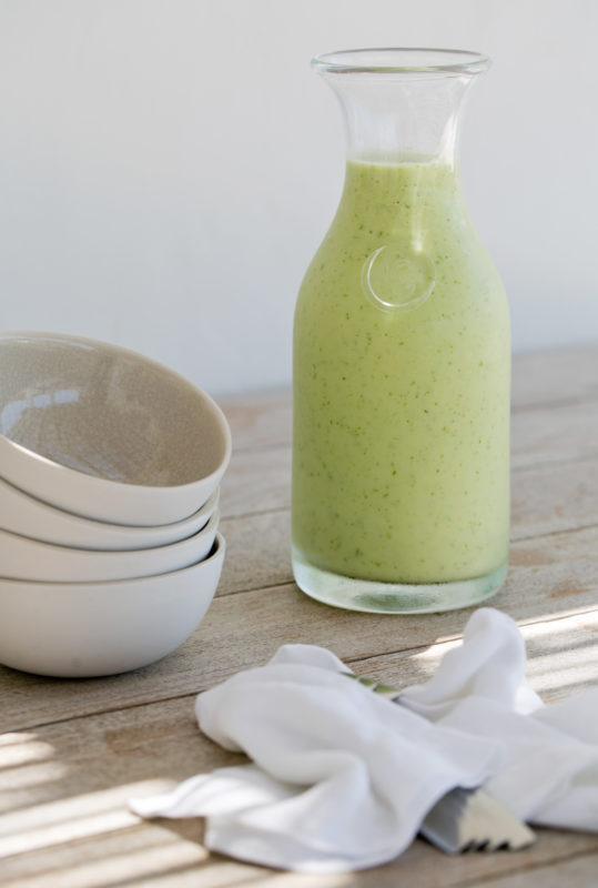 Sandra Choremi_Cool Cucumber and Dill Soup
