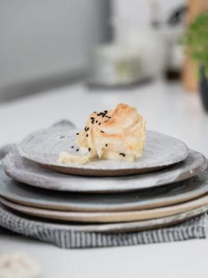 Sandra Choremi_Round Cheese Borek Pies