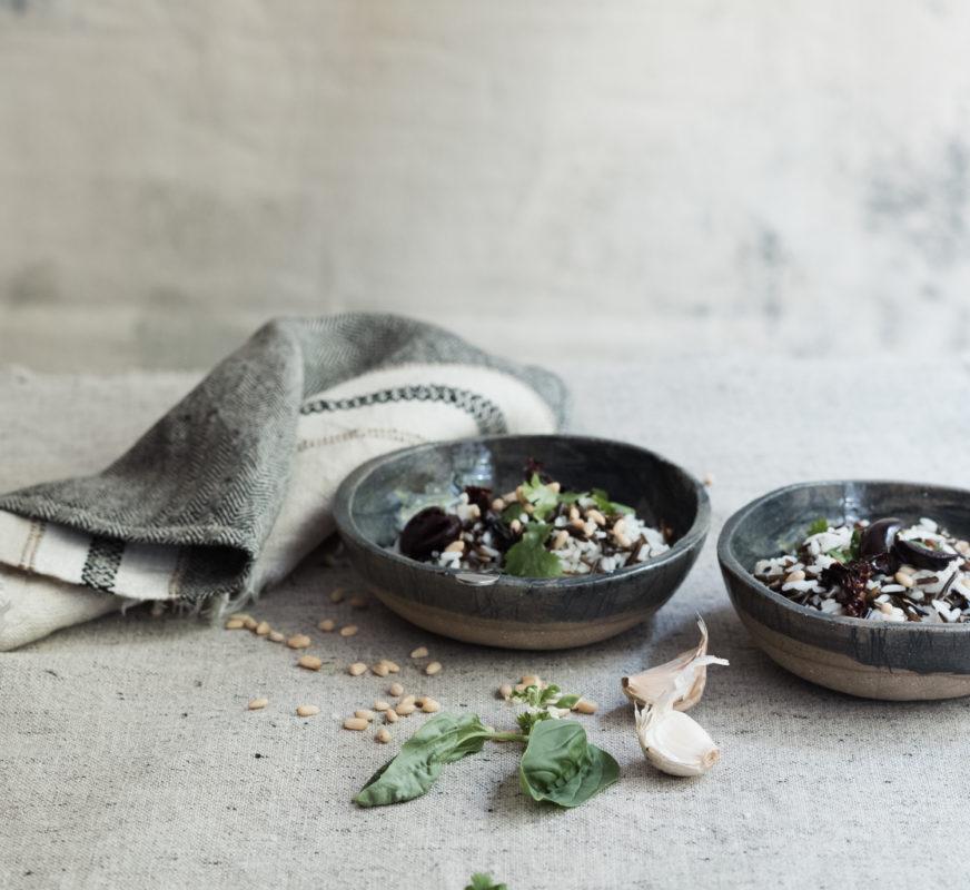 Sandra Choremi_Wild Rice Salad_