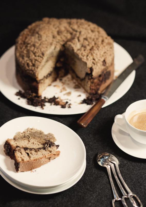Sandra Choremi_3D Espresso cake